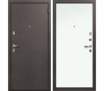 Входная стальная дверь Лекс 1А Винорит Белый (панель №59)
