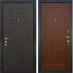 Входная стальная дверь Лекс 4А Неаполь Mottura Береза мореная (панель №11)