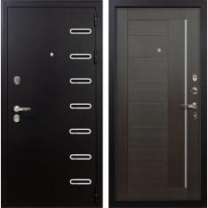 Входная дверь Лекс Витязь Верджиния Венге (панель №39)