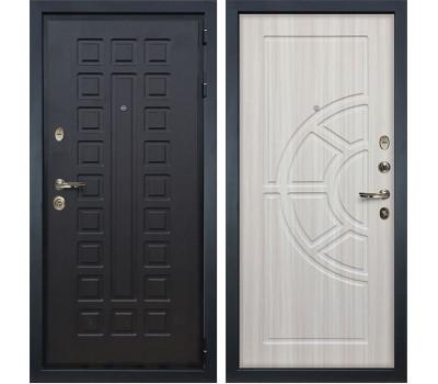 Входная металлическая дверь Лекс Гладиатор 3К Сандал белый (панель №44)