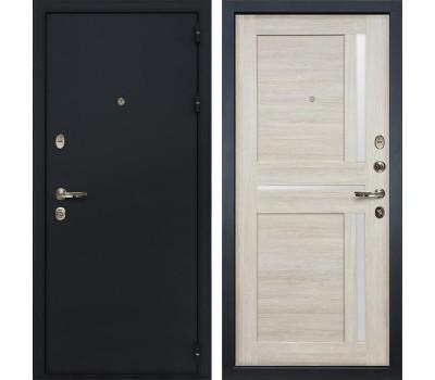 Входная стальная дверь Лекс 2 Рим Баджио Ясень кремовый (панель №49)