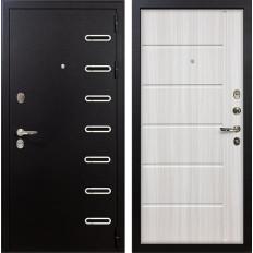 Входная дверь Лекс Витязь Сандал белый (панель №42)