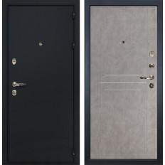 Входная дверь Лекс 2 Рим Бетон серый (панель №81)