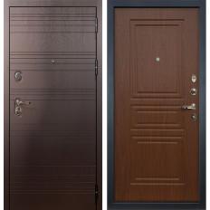 Входная дверь Лекс Легион Береза мореная (панель №19)