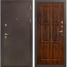 Входная дверь Лекс 5А Цезарь Винорит дуб тёмный (панель №83)