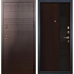 Входная стальная дверь Лекс Легион 3К Новита Венге (панель №53)