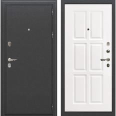 Входная дверь Лекс Колизей Софт белый снег (панель №85)
