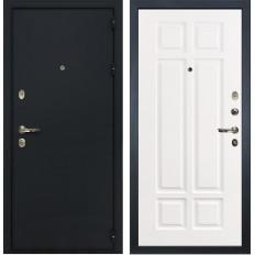 Входная дверь Лекс 2 Рим Софт белый снег (панель №89)