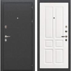 Входная дверь Лекс Колизей Софт белый снег (панель №87)