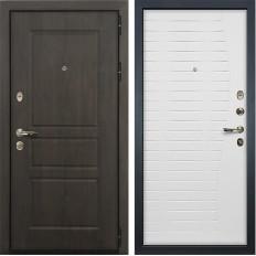 Входная дверь Лекс Сенатор Винорит Ясень белый (панель №36)