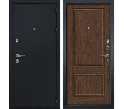 Входная стальная дверь Лекс 2 Рим Энигма-1 Орех (панель №57)
