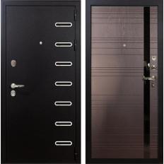 Входная дверь Лекс Витязь Ясень шоколад (панель №31)
