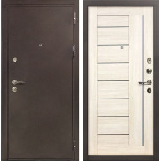 Входная дверь Лекс 5А Цезарь Верджиния Дуб беленый (панель №38)