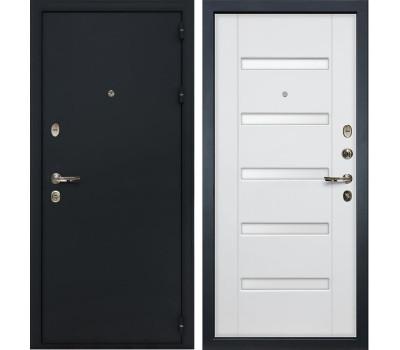 Входная стальная дверь Лекс 2 Рим Ясень белый (панель №34)