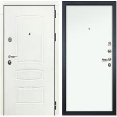 Входная дверь Лекс Легион 3К Шагрень белая / Белый (панель №59)