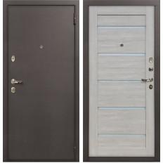 Входная дверь Лекс 1А Клеопатра-2 Ясень кремовый (панель №66)