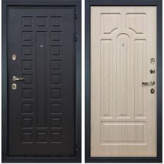 Входная дверь Лекс Гладиатор 3К Дуб беленый (панель №25)