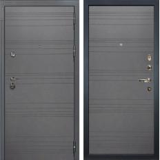 Входная дверь Лекс Сенатор 3К Софт графит / Софт графит (панель №70)