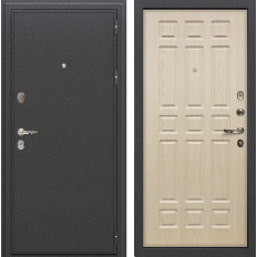 Входная дверь Лекс Колизей Дуб беленый (панель №28)