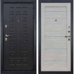 Входная дверь Лекс Гладиатор 3К Клеопатра-2 Ясень кремовый (панель №66)