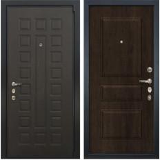 Входная дверь Лекс 4А Неаполь Mottura Винорит Алмон 28 (панель №60)