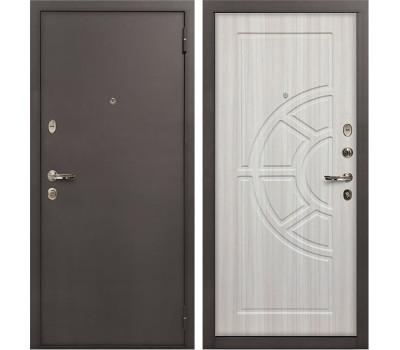 Входная стальная дверь Лекс 1А Сандал белый (панель №44)