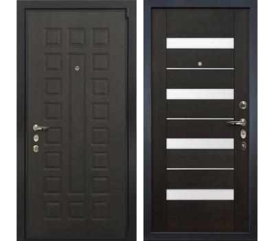 Входная стальная дверь Лекс 4А Неаполь Mottura Сицилио Венге (панель №51)