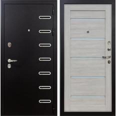 Входная дверь Лекс Витязь Клеопатра-2 Ясень кремовый (панель №66)