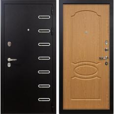 Входная дверь Лекс Витязь Дуб натуральный (панель №15)