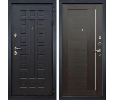 Входная металлическая дверь Лекс Гладиатор 3К Верджиния Венге (панель №39)