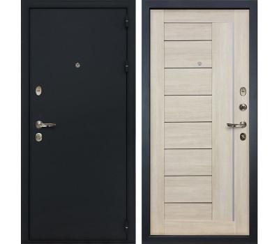 Входная стальная дверь Лекс 2 Рим Верджиния Ясень кремовый (панель №40)