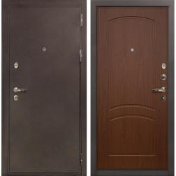 Входная стальная дверь Лекс 5А Цезарь Береза мореная (панель №11)