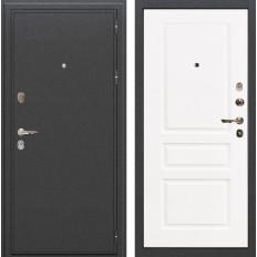 Входная дверь Лекс Колизей Софт белый снег (панель №94)