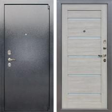 Входная дверь Лекс 3 Барк Клеопатра-2 Ясень кремовый (панель №66)