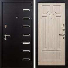 Входная дверь Лекс Витязь Дуб беленый (панель №25)