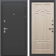 Входная дверь Лекс Колизей Дуб беленый (панель №25)