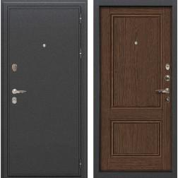 Входная стальная дверь Лекс Колизей Энигма-1 Орех (панель №57)