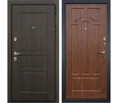 Входная стальная дверь Лекс Сенатор Винорит Береза мореная (панель №26)