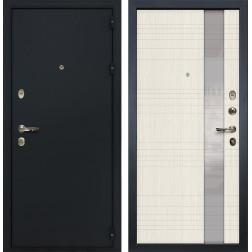 Входная стальная дверь Лекс 2 Рим Новита Дуб беленый (панель №52)