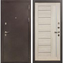 Входная дверь Лекс 5А Цезарь Верджиния Ясень кремовый (панель №40)