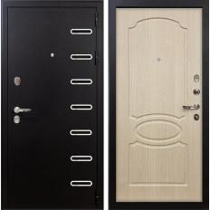 Входная дверь Лекс Витязь Дуб беленый (панель №14)