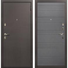 Входная дверь Лекс 1А Графит софт (панель №70)