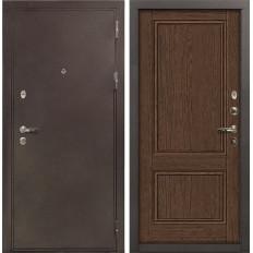 Входная дверь Лекс 5А Цезарь Энигма-1 Орех (панель №57)