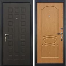 Входная дверь Лекс 4А Неаполь Mottura Дуб натуральный (панель №15)