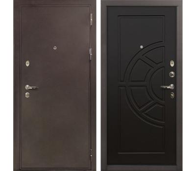Входная стальная дверь Лекс 5А Цезарь Венге (панель №43)