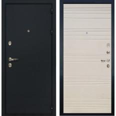 Входная дверь Лекс 2 Рим Дуб фактурный кремовый (панель №63)