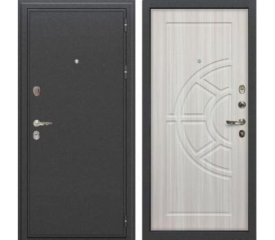 Входная стальная дверь Лекс Колизей Сандал белый (панель №44)