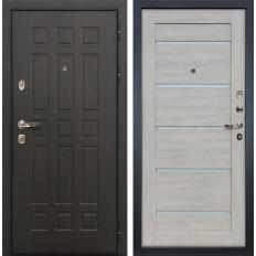 Входная дверь Лекс Сенатор 8 Клеопатра-2 Ясень кремовый (панель №66)