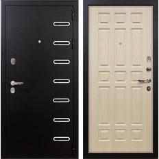 Входная дверь Лекс Витязь Дуб беленый (панель №28)