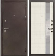 Входная дверь Лекс 5А Цезарь Новита Дуб беленый (панель №52)